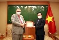 Vietnam seeks Finland's ratification of EVIPA