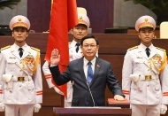 Vietnam's NA Chairman Vuong Dinh Hue re-elected for term 2021-2026