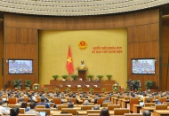 Vietnam's 15th National Assembly convenes first session