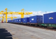 First rail freight service from Hanoi to Belgium
