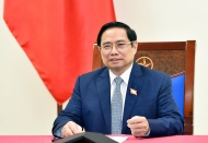 Vietnam seeks S.Korea support in Covid-19 vaccine tech transfer