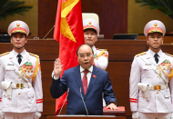 State President Nguyen Xuan Phuc re-elected for term 2021-2026