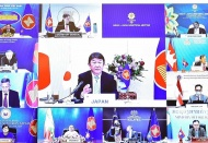 ASEAN-Japan accelerate cooperation in Covid-19 response