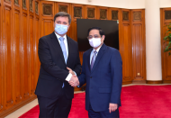 Poland transfers over 3,5 million doses of Covid-19 vaccines for Vietnam