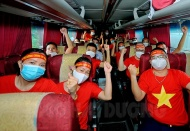 Today's Covid News: Vietnam records highest-ever daily coronavirus infections