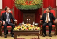 Vietnam seeks to strengthen cooperation with Russia, Australia