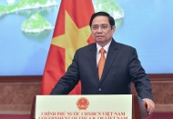 Vietnam to foster digital economy in cooperation with partners: PM
