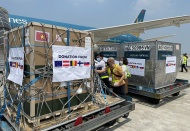 Today's Covid News: Vietnam to receive 1.5 million vaccine doses from France, Italy