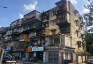 Covid-19 outbreak accelerates renovation of old buildings in Hanoi