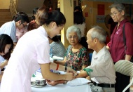 World Bank and Japan support community-based care for elderly in Vietnam
