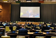 Vietnam chairs UN meeting on sea-level rise