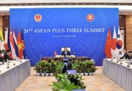 ASEAN+3 countries to prioritize Covid-19 response and recovery plan