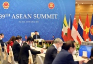ASEAN needs to be firm in South China Sea issues: Hanoi