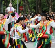 First-ever folk culture festival to be held in downtown Hanoi