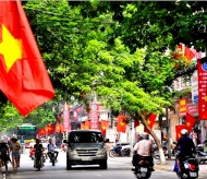 Hanoi ensures safety for tourists during National Day holiday