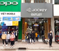 Hanoi develops outlet malls to promote trade and tourism