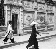 Who are the urban citizens in the cultural flow of Hanoi?