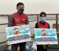Hanoi: Environment protection message is delivered on the Kitchen God Farewell's day