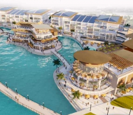 Works on Hanoi-based Ecopark floating trade center to kick off in 2022