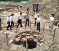 Important archaeological discoveries in Thang Long Imperial Citadel announced