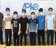 Hanoi students bag gold medals at Asian Physics Olympiad