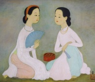 Vietnamese outstanding painter to showcase artworks in France