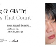 Things That Count – a photography exhibition keeps values of life