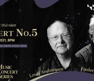 Music of the 20th century - Concert No5 to perform online