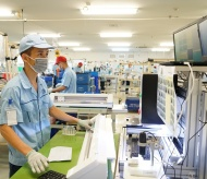 Vietnam named first time among world's top 20 host economies for FDI