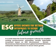 ESG offers answer for Vietnam enterprises to secure future growth