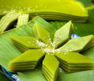 A Vietnamese specialty listed in the world's best pastry