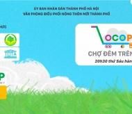 Hanoi pilots online night market model for sales of OCOP products