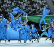 Tokyo 2020 Paralympic Games kicked off