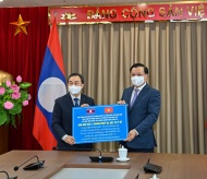 Hanoi focuses on fostering unique ties with Laos localities: City Party chief