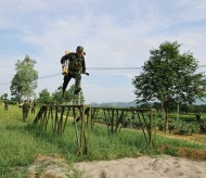 Vietnamese Army wins two bronze medals at Army Games 2021