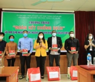 Hanoi helps Covid-affected foreigners
