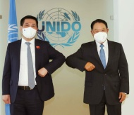 Vietnam trade ministry to seeks UNIDO support in drafting industrial law