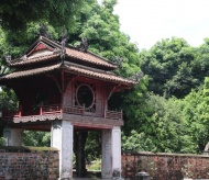 """Project of """"Temple of Literature Cultural Space"""" launched"""