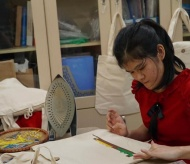 """Hanoi people with disabilities win """"Project with a Sustainable Business Model"""" Award"""