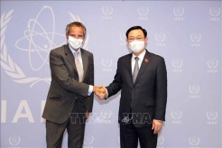 IAEA assists Vietnam in combating infectious diseases