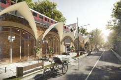 """""""Designing Hanoi Creative Space"""": six projects won the first prize"""