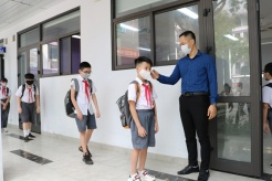 Hanoi's schools to remain closed after social distancing period