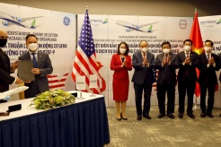 Vietnam, US businesses sign contracts worth over US$2.2 billion