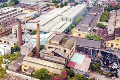 Old industrial buildings expected to be creative spaces in Hanoi