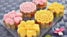 Chic and unique mooncakes showcase bakers' talent