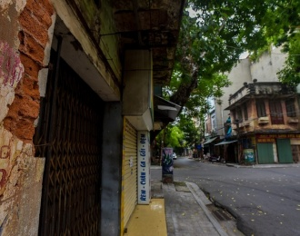 The quiet beauty of the 'second Hanoi's Old Quarter Area'