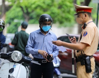 Hanoi tightens the Social Distancing Directive citywide