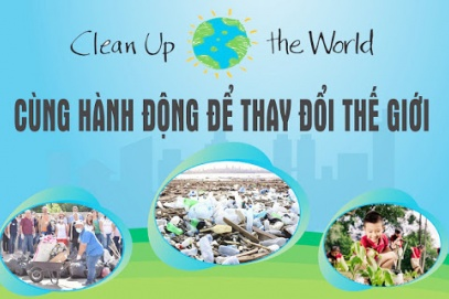 Campaign to make the world cleaner launched in Vietnam