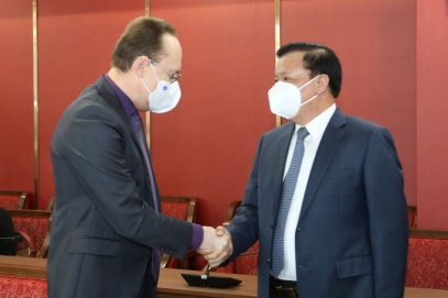Hanoi seeks further support from Russia in vaccine supplies
